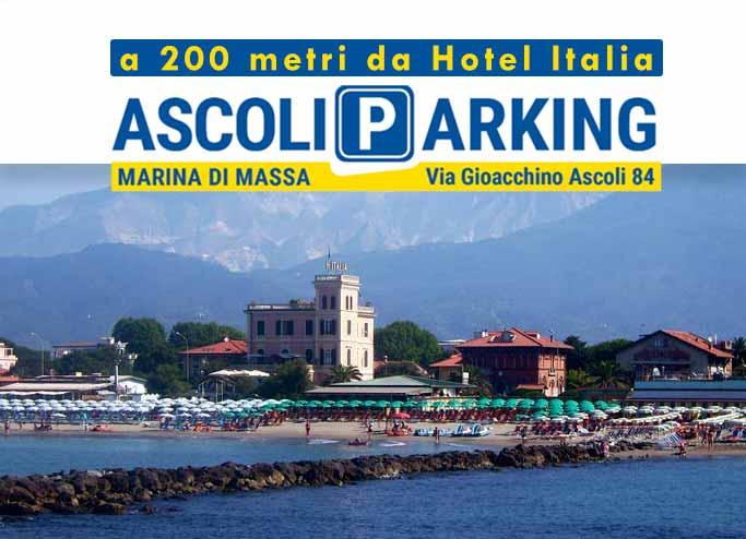 Abkommen - Hotel Italia 3-sterne in Marina di Massa